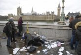 Parliament to resume after five killed in London attack