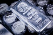 Another bullion flash crash is testing the nerve of traders