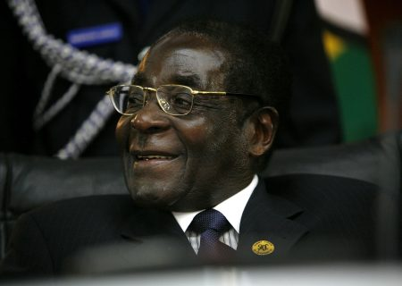 Mugabe removed as WHO goodwill ambassador after outcry - statement