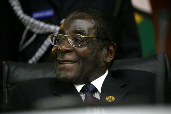 Zimbabwe's President Robert Mugabe. Picture: Bloomberg