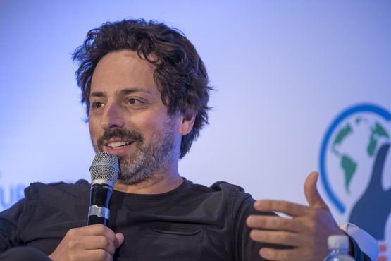 Sergey Brin, president of Alphabet and co-founder of Google. Picture: David Paul Morris/Bloomberg