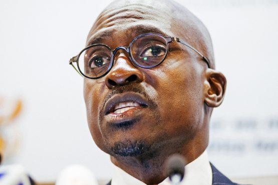 Malusi Gigaba, South Africa's finance minister
