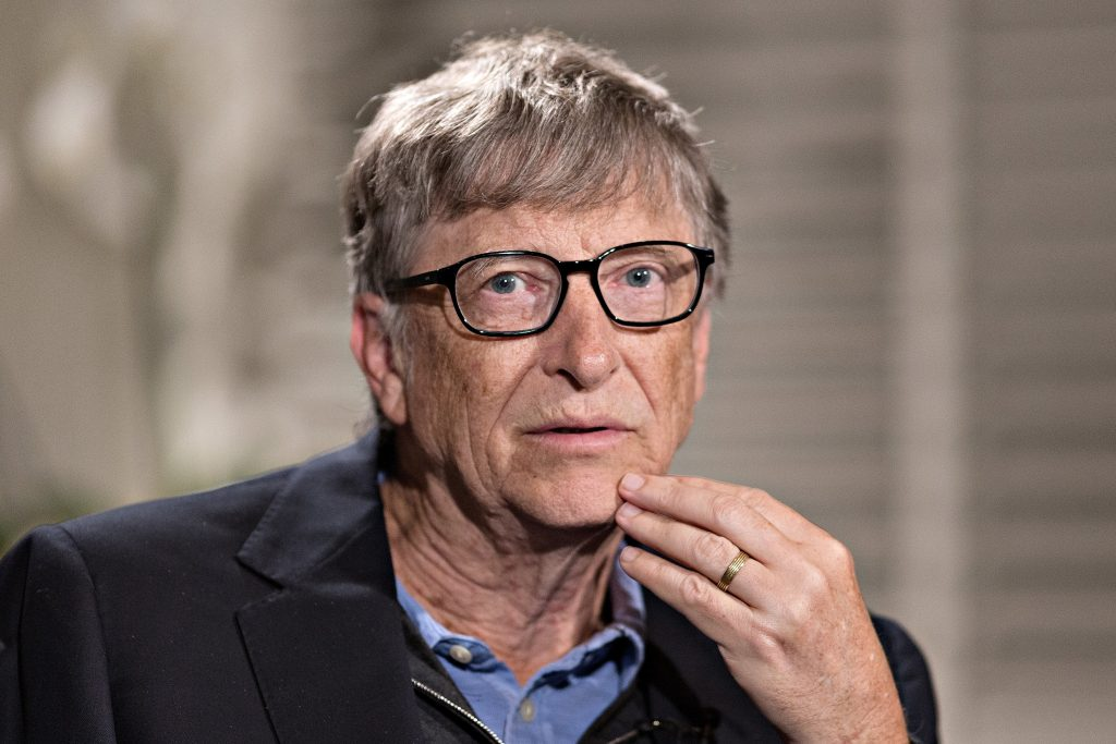 The simple strategy fuelling the growth of Bill Gates's fortune
