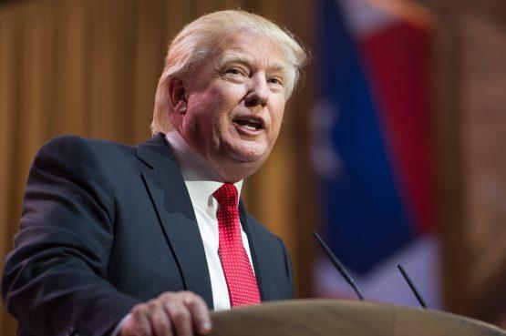 US President Donald Trump. Picture: Shutterstock