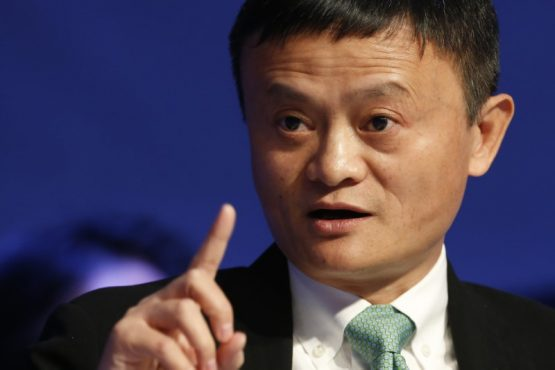 Alibaba founder Jack Ma. Picture: Ruben Sprich/Reuters