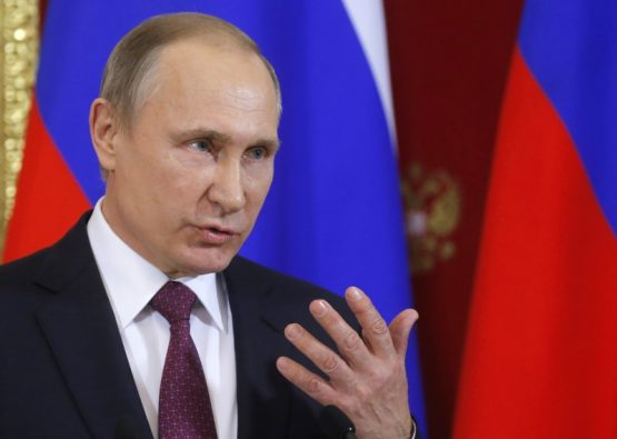 Russian President Vladimir Putin is expected to arrive for the Brics summit on Thursday. Picture: Reuters