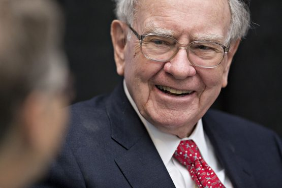Warren Buffett, chairman and chief executive officer of Berkshire Hathaway. Picture: Bloomberg