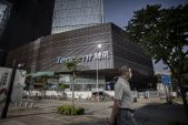 Social media giant Tencent gets into old-school finance
