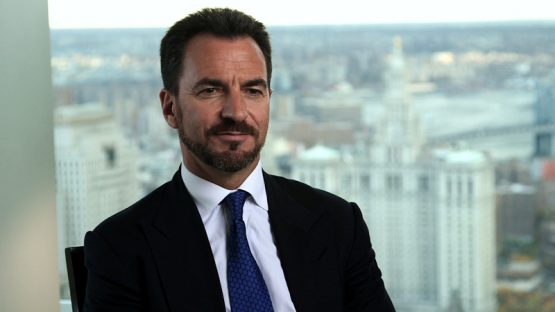 Goldman Sachs MD for Sub-Sahara Africa, Colin Coleman. The firm is relatively bullish on the outlook for the South African economy. Picture: Supplied