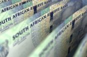 Rand races to two-month high after CPI dips, dovish Fed minutes