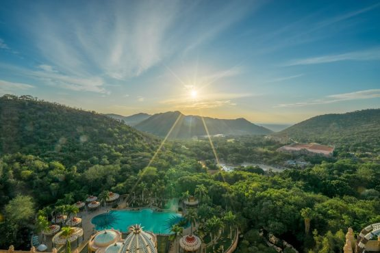 Valley of the Waves, Sun City. Picture: Supplied