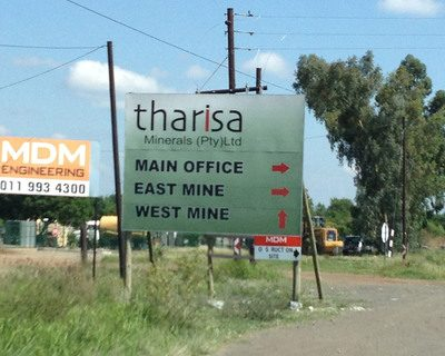 Tharisa plc delivers 'splendid set of results'