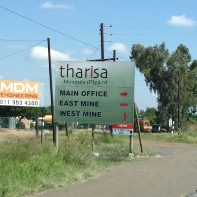 Tharisa mine expands its interests in chrome. Picture: Moneyweb