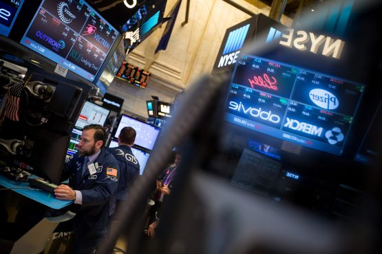 The US stock market sell-off on Wednesday saw the S&P 500 and the Dow marking their biggest daily declines since February 8. Picture: Bloomberg