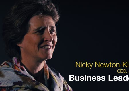 The Nicky Newton-King business leadership journey