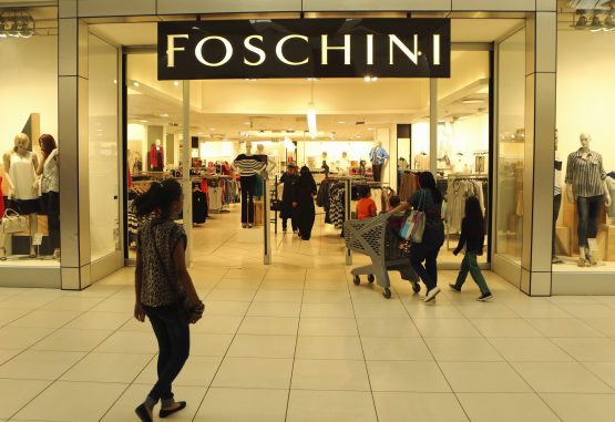 The Foschini Group, which sells clothes, jewellery, homewares and furniture, declared a final dividend of 450 cents per share. Picture: Siphiwe Sibeko, Reuters