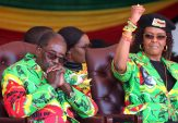 Grace Mugabe returns to campaign trail after assault charge