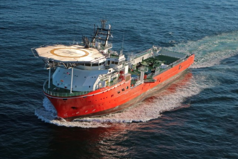New vessel to search for diamonds in Namibia's waters
