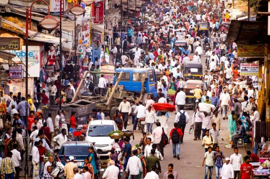 India has the largest number of people living in rural areas. Picture: Shutterstock