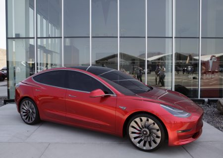 Driving Tesla's Model 3 changes everything