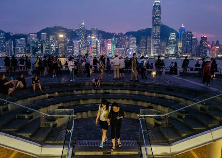 Hong Kong skyscrapers world's most expensive, Knight Frank says