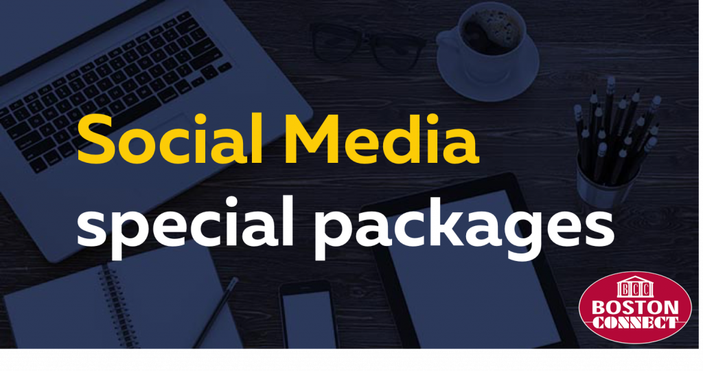 Social Media special packages