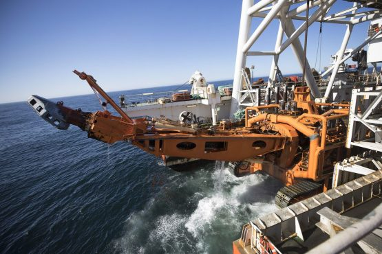 The giant subsea