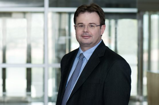 Kevin Lings says private sector fixed investment spending is effectively in recession. Picture: Supplied