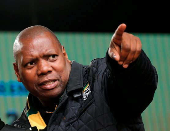 ANC Treasurer General Zweli Mkhize said SA's commercial property sector is worth R5.8 trillion, but black property owners only occupy 13% of the industry. Picture: Reuters