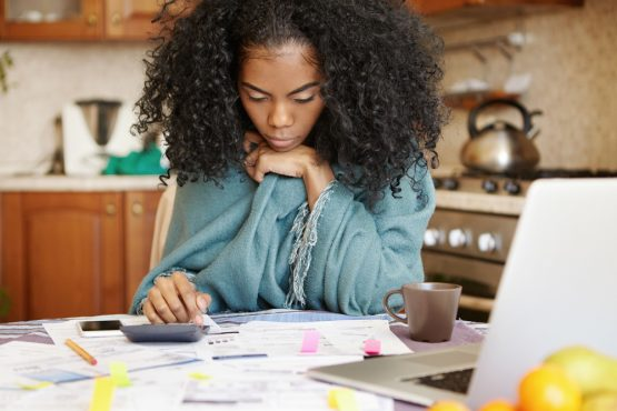 Women must empower themselves and create their own financial future, the writer says. Picture: Shutterstock