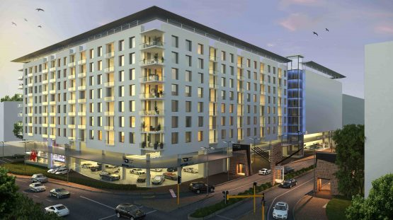One on Whiteley boasts one and two-bedroom luxury apartments that are sold off-plan from R2.2 million to R6 million. Picture: Supplied.