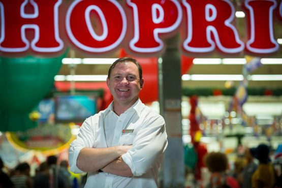 Yes, Africa is an emerging market, and yes, it's risky, but that is a risk we accept, says Shoprite CEO Pieter Engelbrecht. Image: Supplied
