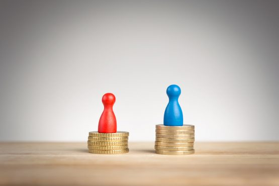 Wage-related discrimination is rife in the private sector, even though the constitution states that 'everybody is entitled to fair labour practice'. Picture: Shutterstock