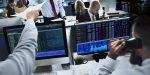 Market down – but financials up