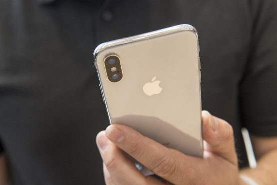 The November 3 shipping date for the iPhone X has raised questions about supply constraints ahead of the holiday season. Picture: Bloomberg