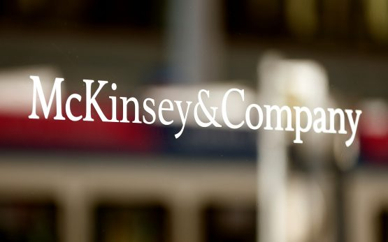 The DA has already filed charges of fraud, racketeering and collusion against McKinsey. Picture: Reuters/Arnd Wiegmann