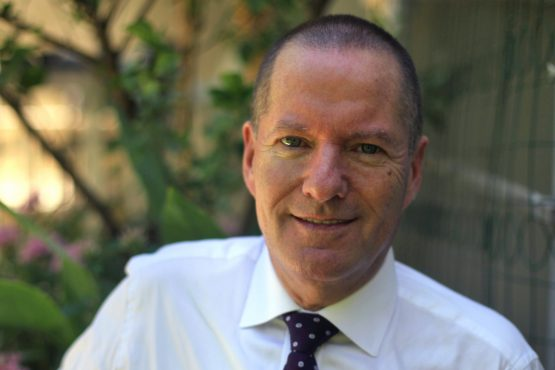 President and founder of UoPeople, Shai Reshef. Picture: Supplied