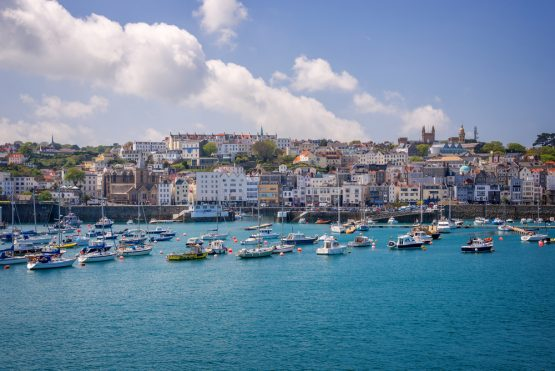 Reports of rampant fraud at the Belvedere Management Group sparked regulators in both Guernsey (pictured) and Mauritius to effectively shut down all funds linked to them. Picture: Shutterstock