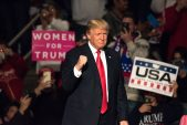Trump tweets threats against N.Korea after UN speech