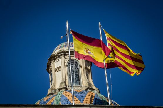 Spain stocks rally as Catalonia fudges independence call. Picture: Angel Garcia/Bloomberg
