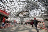 Beijingproudly unveils mega-airport due to open in 2019