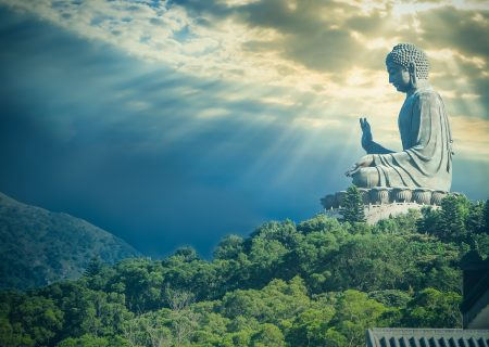 Is obtaining wealth a spiritual journey?