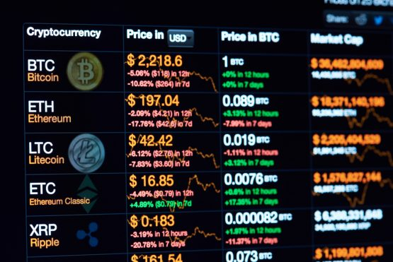Buyers are returning to market after Bitcoin slid 15% on Monday. Picture: Shutterstock