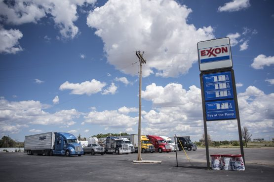 Exxon possibly preparing for a future where fossil fuels are less dominant. Picture: Bloomberg
