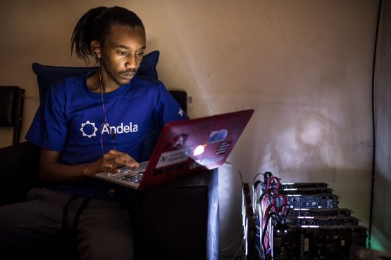 South Africans, Malaysians and Indonesians have more appetite for cryptocurrencies than their peers in many other countries. Picture: Luis Tato/Bloomberg