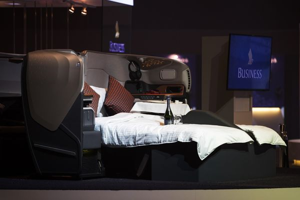 Singapore Airlines Unveils Its Plush Hotel Rooms In The