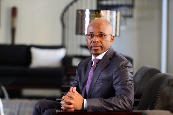 Altron CEO,Mteto Nyati. Picture: Supplied