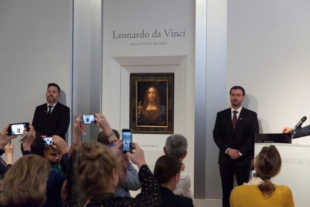 Why are critics calling the $450m Leonardo painting fake?
