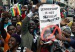 Could you hear us Mr Mugabe?