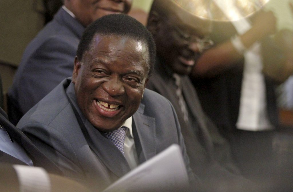 President says Zimbabwe to hold elections in July